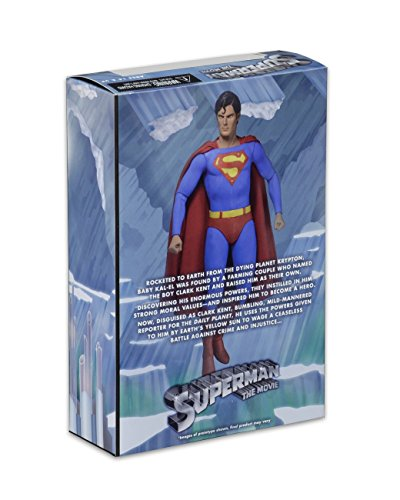 NECA Superman The Movie Exclusive Christopher Reeve Action Figure 7 DC Comics by NECA - 3