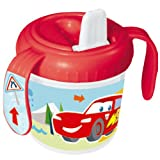 Taza Cars Disney baby boquilla asas