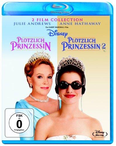 Bild von Plötzlich Prinzessin 1+2 - Collection [Blu-ray]