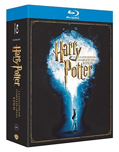 Harry Potter Collezione Completa (CE) (8 Blu-Ray) [Import italien]