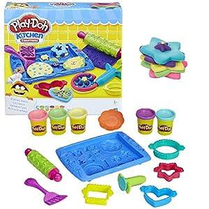 Play-Doh - Fabrica de Galletas, Juego Creativo (Hasbro B0307EU4)