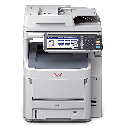 OKI MC760dn  Multifunktionsdrucker 1,2-ghz-notebook