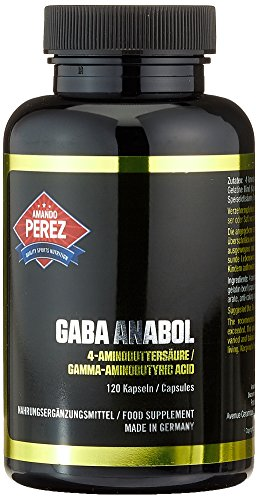 Kollagen 500 Mg 60 Tablette (GABA Anabol (Gamma-Aminobutyric Acid) - Gamma Aminobuttersäure - 500mg - 120 Kapseln - Made In Germany)