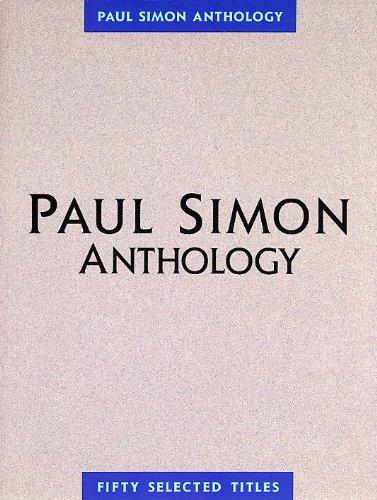 Paul Simon Anthology -For Piano, Voice & Guitar-: Noten für Gesang, Klavier (Gitarre) (Paul Simon/Simon & Garfunkel) - E-gitarre Les Paul