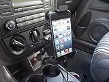 Smartphone Halterung mit Schwanenhals, USB Steckplatz