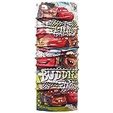 Buff, Fascia multifunzione Cars Original da Bambino, Multicolore (Fuel Fun), Taglia unica