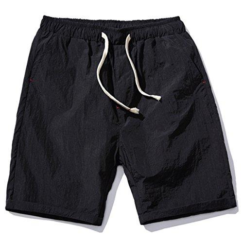 Vêtements Hommes Quick Dry Mince Plage Swim Trunk Tailles Et Couleurs Assorties D