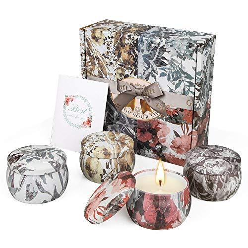 Photo de yinuo-mirror-bougie-parfumee-ensemble-cadeau-bougies