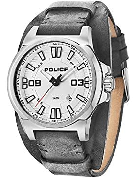 Police Jersey Herren-Armbanduhr