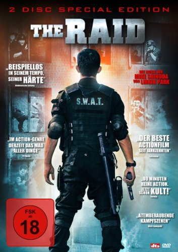 The Raid [Special Edition] [2 DVDs]