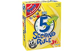5 Second Rule Jr. Board Game by Patch Products