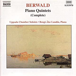 Berwald: Complete Works for Piano Quintet