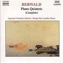 L'Intégrale des oeuvres pour quintette pour piano