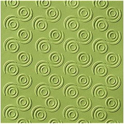 Per decorazioni in rilievo-in ferro battuto un'affilatura 10, 6 x 15 cm - Rilievo Ferro