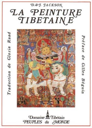 La peinture tibétaine par D. (David) Jackson, J. (Janice) Jackson, divinités bouddhisme