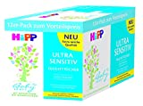 HiPP Babysanft Salviette Ultra Sensitive 12 x 52 pezzi, 1er Pack (1 x 2.886 kg)