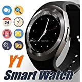 Vivo Y1 Smart Watch With Camera || Smart Watch With Memory Card|| Smart Watch With Sim Card Support ||fitness Tracker|| Bluetooth Smart Watch||Wrist Watch Phone|| Smart Watch With Facebook. Whatsapp|| 4G Smart Watch||Any Color ||Best In Quality|| Compatib