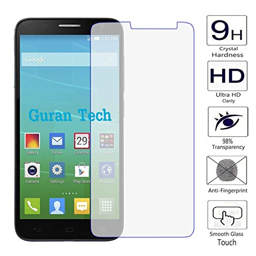 fbc64f2a645 Guran® Glass Protector pour Alcatel OneTouch Idol 2S / Idol 2 (5 Pouces)
