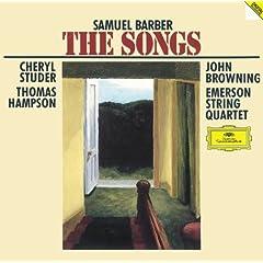 Barber: Hermit Songs Op.29 - 3. St. Ita's Vision