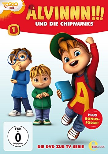 Alvinnn!!! und die Chipmunks - Der magische Geburtstag - Die Orgininal-DVD zur TV-Serie, Folge 1