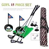 sowofa Golf Pro Set Juguete para niños Niños pequeños Palos de Golf...