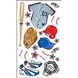 Sticko Stickers-Baseball Gear