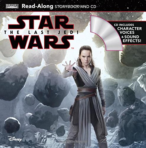 Star Wars: The Last Jedi Star Wars: The Last Jedi Read-Along Storybook & CD (Read-Along Storybook and CD)