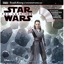 Star Wars: The Last Jedi Star Wars: The Last Jedi Read-Along Storybook & CD (Read-Along Storybook and CD)