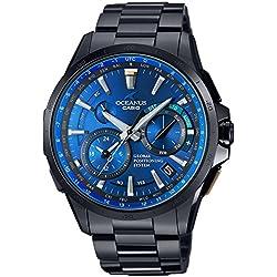 CASIO watch OCEANUS GPS hybrid Solar radio OCW-G1000B-1A4JF