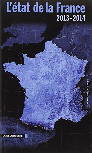 L ETAT DE LA FRANCE par Elisabeth Lau, Collectif