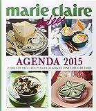 Agenda 2015 : 53 idées de recettes, pliages de serviettes & déco de table
