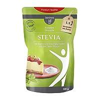 Pour BFF Borchers, Stevia Cristalline contient uniquement la plus haute qualité de rébaudioside A des Glycosides de stéviol. Le remplisseur érythritol permet une utilisation analogue au sucre et contient à la même édulcorant presque 0 calories. Les g...