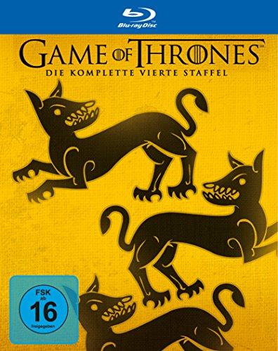 Staffel 4 (Limited Edition) [Blu-ray]
