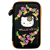 Trousse Garnie Hello Kitty Noir