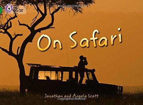 On Safari: Band 15/Emerald (Collins Big Cat): Band 15/Emerald Phase 7, Bk. 8