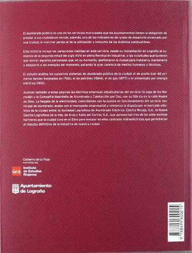 Descargar Libro Historia del alumbrado público en Logroño de Eduardo Negueruela Suberviola