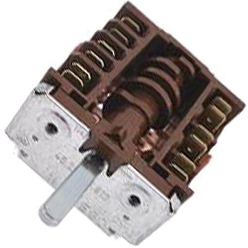 Interruptor Placa eléctrico 6+ 0posiciones horno Ariston IC/l04ve7sc