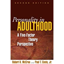Personality in Adulthood, Second Edition: A Five-Factor Theory Perspective (English Edition)
