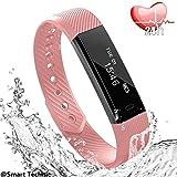 Bracciale Fitness, Braccialetto Fitness Tracker, Smart Watch IP67 Impermeabile Smartwatch...