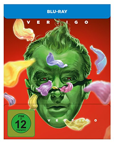 Vertigo [Blu-ray] [Limited Edition]