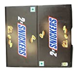 #3: Snickers Chocolate Box-18 pcs (80gms each)
