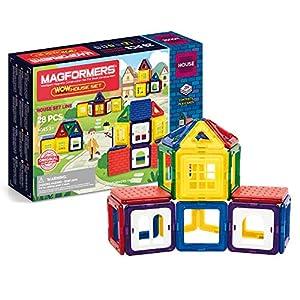 Magformers-Juego de construcción, Multicolor, mg39474