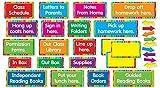 Classroom Management Signs Mini Bulletin Board (Mini Bulletin Boards)