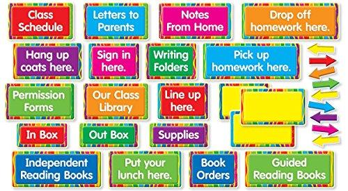 Classroom Management Signs Mini Bulletin Board (Mini Bulletin Boards) por Scholastic Inc.