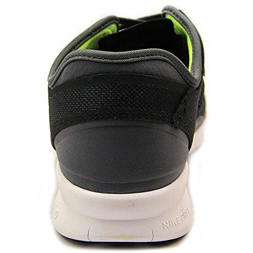 Nike Nike Free 5.0 TR Fit Damen Laufschuhe, Chaussures de course femme Noir (Noir / Blanc-Gris Foncé-Blanc)