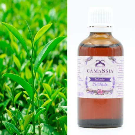 Extracto de té verde - 50ml