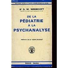 De la pédiatrie a la psychanalyse