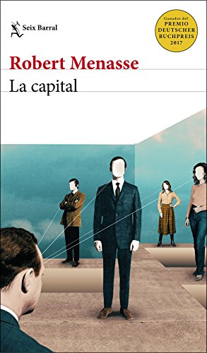 La capital por Robert Menasse
