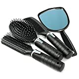 multi 4 Pieces Hair Care Hair Brush Gift...