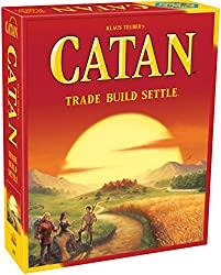 Mayfair Games Catan 5th Edition, Multi Color